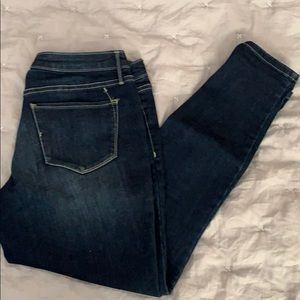 Mossimo mid-rise jegging 8/29S power stretch